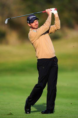 Liam Bond golfer